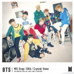 『MIC Drop/DNA/Crystal Snow』ジャケット写真1