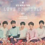 BTS WORD TOUR LOVE YOURSELF