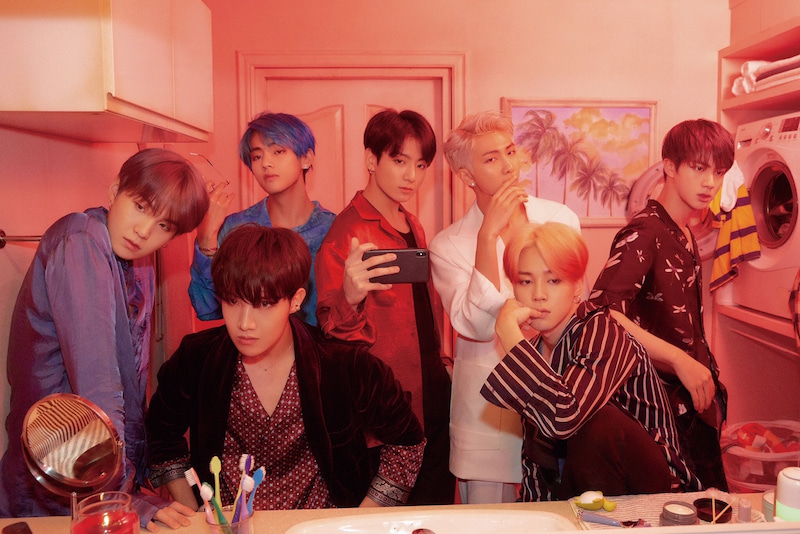 【BTS防弾少年団】「MAP OF THE SOUL: PERSONA」画像公開(コンセプト)