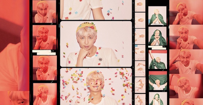 MAP OF THE SOUL: PERSONA のRM